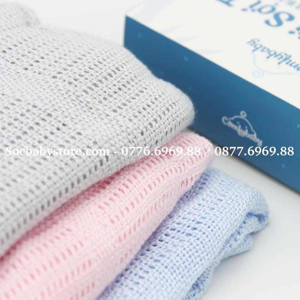 Chăn lưới sợi tre Comfybaby