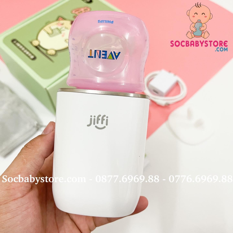 Máy hâm sữa cầm tay Jiffi 3.0
