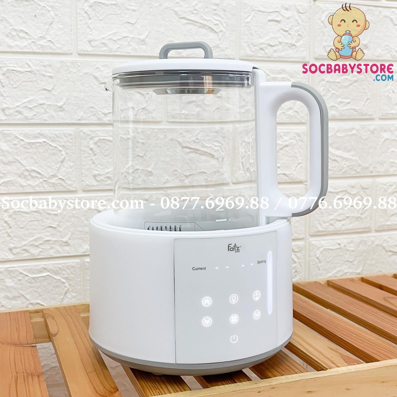 Máy đun nước pha sữa điện tử Fatzbaby QUICK 6
